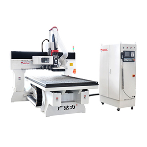 GDL AM 1325 Plus Wood Cutting & Engraving CNC Router Machine