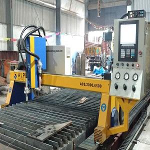 Gantry type CNC Plasma Profile Cutting Machine