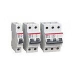 Fuses, Circuit Breakers & Components