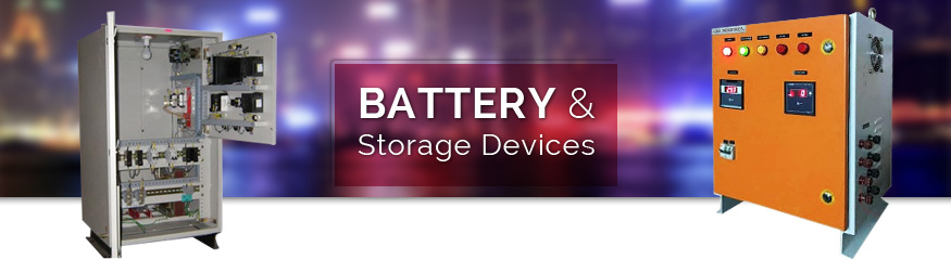 Battery & Storage Devices