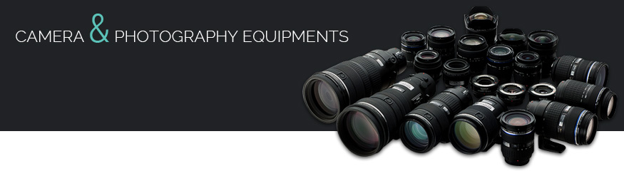 Camera & Photography Equipments