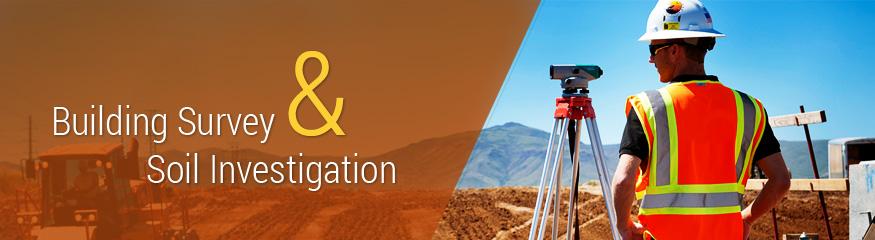 Building Survey & Soil Investigation